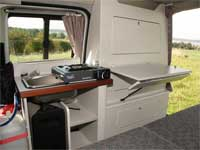 vw caddy tramp campmobil. Black Bedroom Furniture Sets. Home Design Ideas